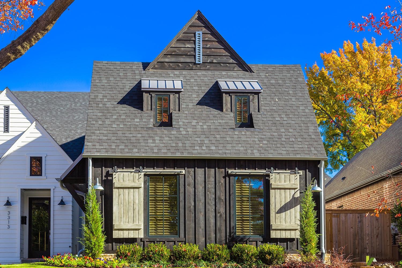 Fiser residence for Oklahoma home builders