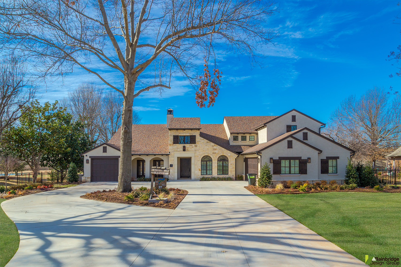 Mcdannold residence for Bainbridge design