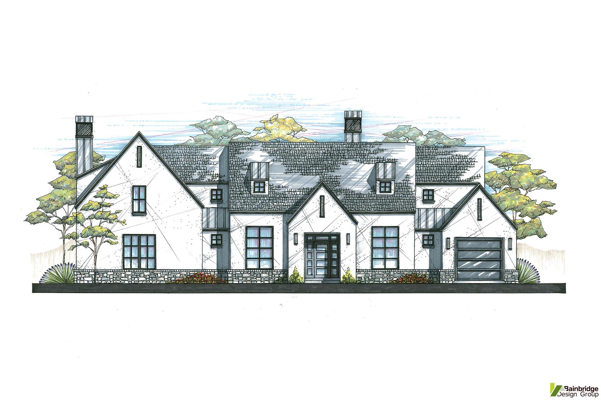 Modern Farmhouse Designs Bainbridge Design Group