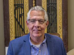 Home designer Dennis Walden from Tulsa