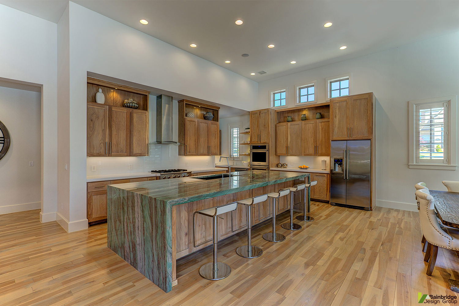 Eaglerock Builders Bainbridge Design Group