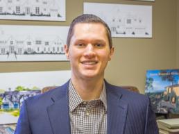 CAD home designer Robert McDaniel from Tulsa